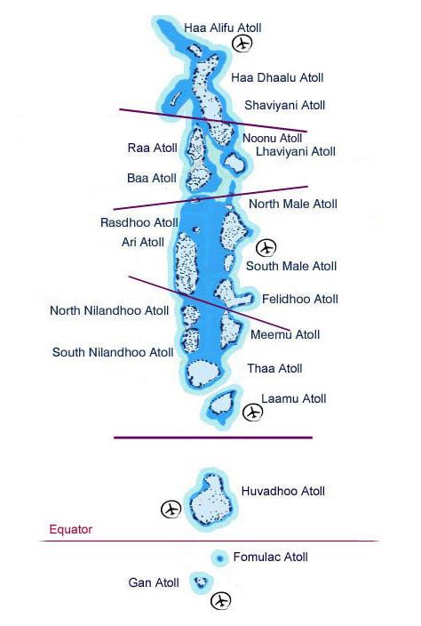 Maldives Serene Blue Bowls Surf Inn